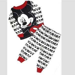 5/$25 Disney Mickey Mouse Pajama Set